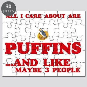 All I care about are Puffins Puzzle