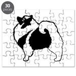 Keeshond Graphics Puzzle