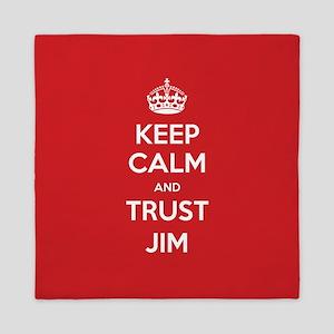 Trust Jim Queen Duvet