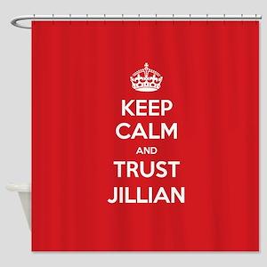 Trust Jillian Shower Curtain