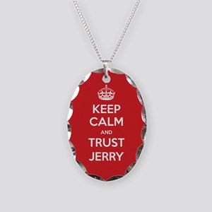 Trust Jerry Necklace
