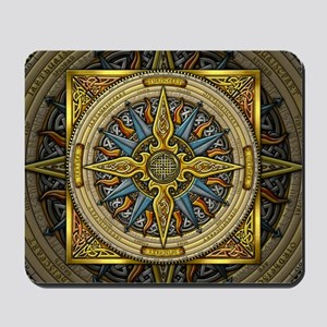 Celtic Compass Mousepad