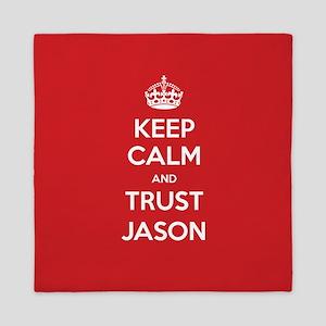 Trust Jason Queen Duvet