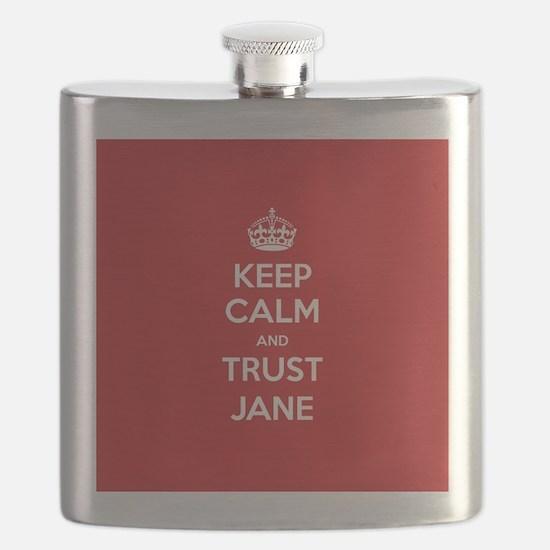 Trust Jane Flask