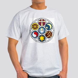 The UU Church Rockford Rehnberg Windo T-Shirt