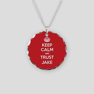 Trust Jake Necklace
