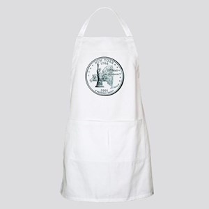 New York State Quarter BBQ Apron