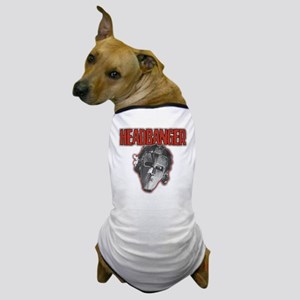 HeadBanger Dog T-Shirt