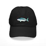 Green Jobfish Grey Snapper Uku c Baseball Hat