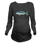 Green Jobfish Grey Snapper Uku c Long Sleeve Mater