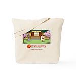 TC Dojo Open Session Logo Tote Bag
