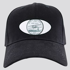 North Carolina State Quarter Black Cap