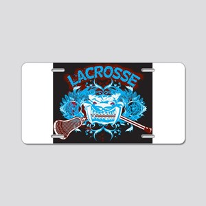 Lacrosse Diabolic Deuce 20XX Aluminum License Plat