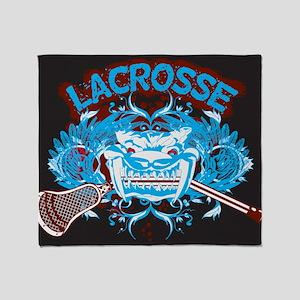 Lacrosse Diabolic Deuce 20XX Throw Blanket