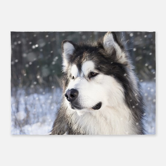 Call Of The Wild 5'x7'area Rug