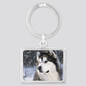 Call of the Wild Landscape Keychain