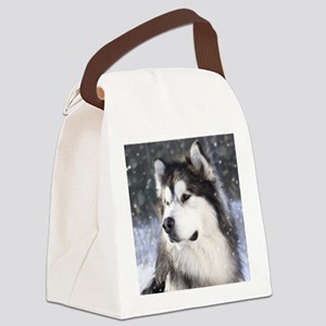 Call of the Wild Canvas Lunch Bag