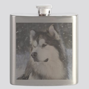 Call of the Wild Flask