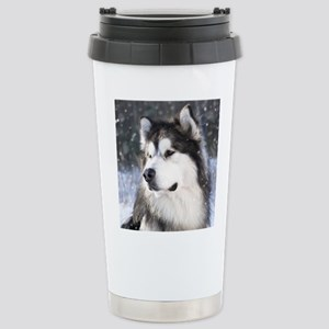 Call of the Wild Stainless Steel Travel Mug