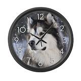 Malamute Giant Clocks