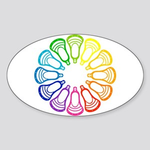 Lacrosse Spectrum Sticker