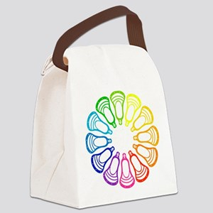 Lacrosse Spectrum Canvas Lunch Bag