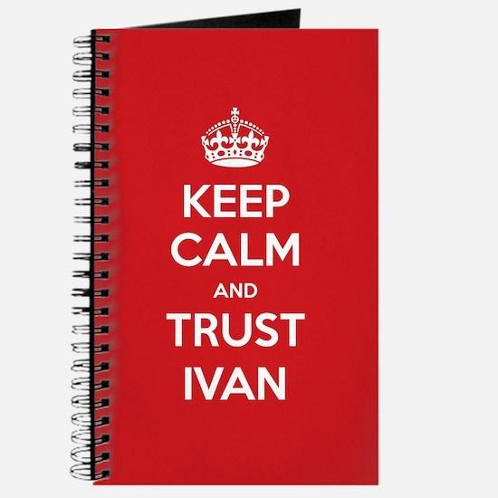 Trust Ivan Journal