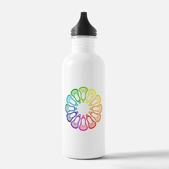 Lacrosse Spectrum Water Bottle