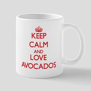 Keep calm and love Avocados Mugs