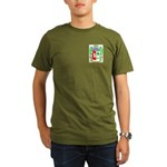 Fransoni Organic Men's T-Shirt (dark)