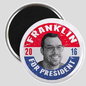 Franklin 2016 Magnet