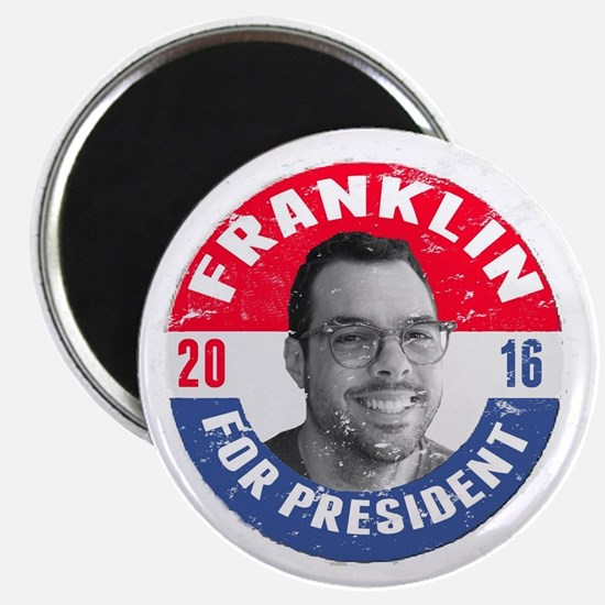 Franklin 2016 Magnet