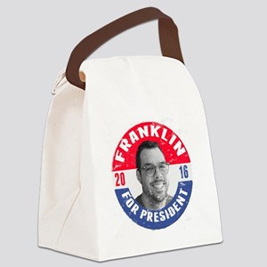 Franklin 2016 Canvas Lunch Bag