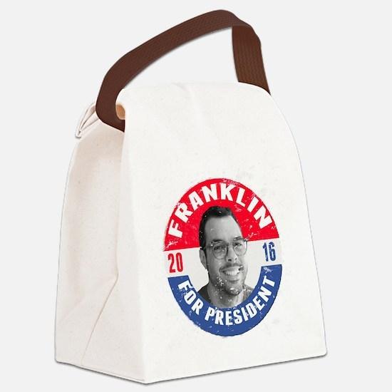Franklin 2016 Canvas Lunch Bag