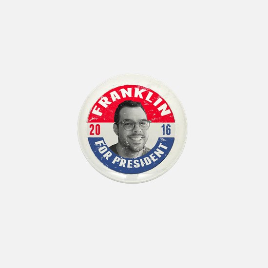 Franklin 2016 Mini Button