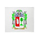 Fransevich Throw Blanket