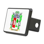 Fransevich Rectangular Hitch Cover
