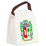 Fransen Canvas Lunch Bag