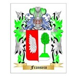 Franseco Small Poster