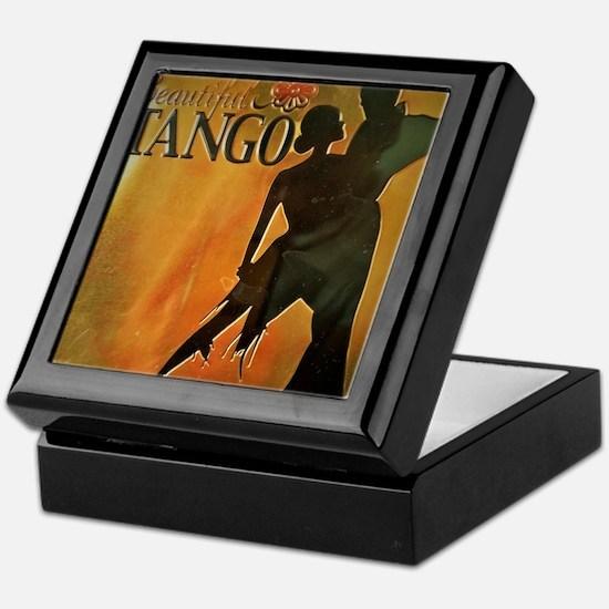 BeautifulTango Keepsake Box