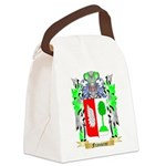 Franscini Canvas Lunch Bag
