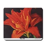 Day Lilly - Mousepad
