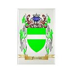 Franks Rectangle Magnet (100 pack)