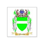 Franks Square Sticker 3
