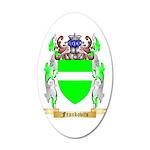 Frankovits 20x12 Oval Wall Decal
