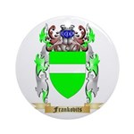 Frankovits Ornament (Round)