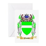 Franko Greeting Cards (Pk of 20)