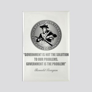 (Patriot) Government is the Problem Magnets