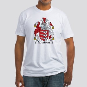 Armstrong Fitted T-Shirt