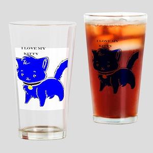 KITTY Drinking Glass